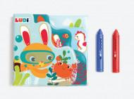 LUDI Carte de baie si colorat