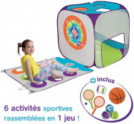 LUDI Cort activitati sportive si jocuri