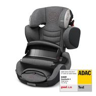 Scaun auto Kiddy Guardianfix 3 (ISOFIX) Grey Melange Hot Red ED. LIMITATA