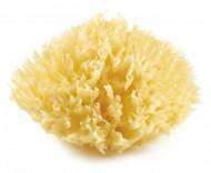 Thermobaby Burete natural de baie Honeycomb