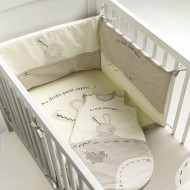 Thermobaby Sac de dormit pt iarna Good night Bunny 6-36 luni