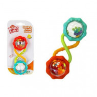 Bright Starts -Jucarie Scutura Si Priveste Rattle and Shake