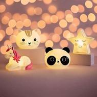 Lampa de veghe LED cu baterii Sweet Dreams
