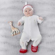 """Set cadou Sophie la girafe """"Crăciunul meu cu Sophie"""""""
