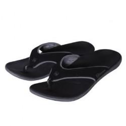 Spenco® Total Support® YUMI, black/pewter, ortopedske muške sandale