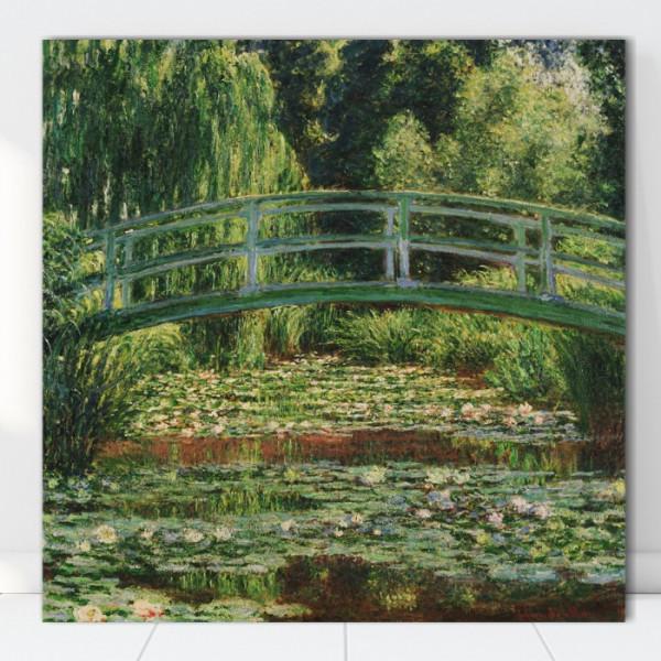Tablou Claude Monet Iazul cu Nuferi RCM17