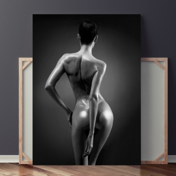 Tablou Canvas Forme Feminine Sexy SX78