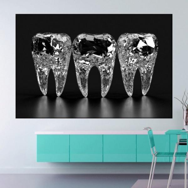 Tablou Canvas Maselute de Diamant TH50