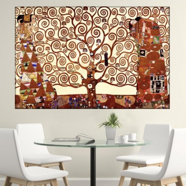 Tablou Gustav Klimt, Copacul Vietii OPOGK4
