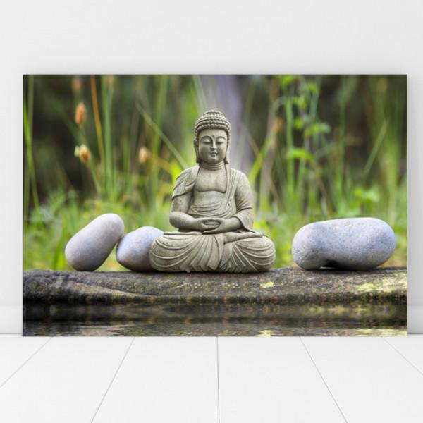 Tablou Canvas Buddha, Zen Concept FSHB17