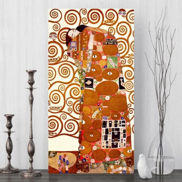 Tablou Canvas Gustav Klimt, Implinirea OPOGK3