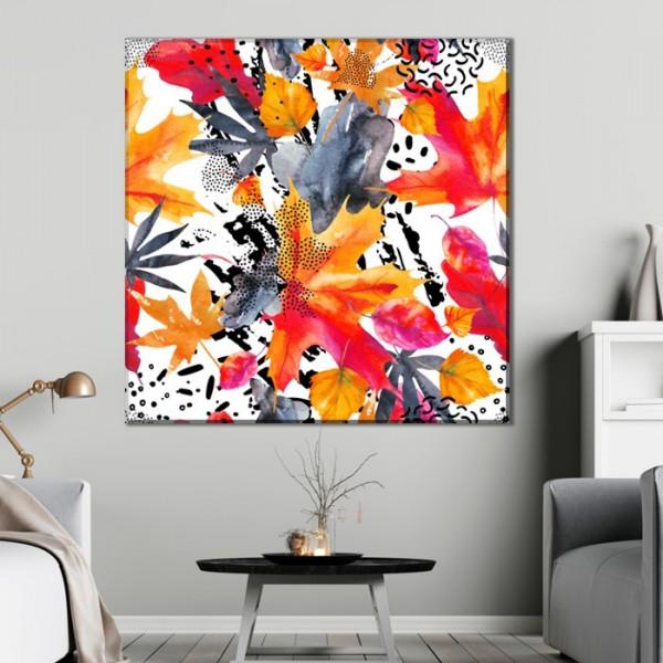 Tablou Canvas Toamna Abstracta FRZ15