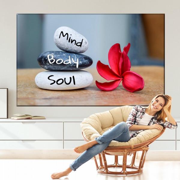 Tablou Echilibru Body, Mind, Soul MSP48