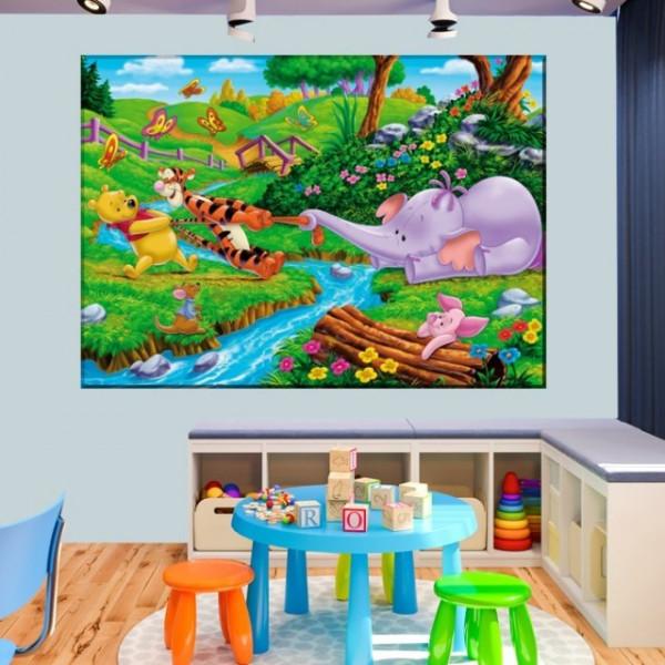 Tablou Winnie The Pooh si Prietenii DEB66