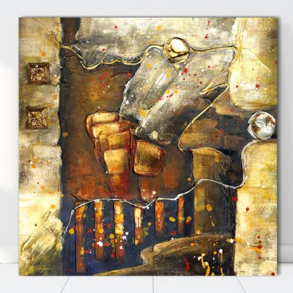 Tablou Canvas Decorativ Abstract CTB33