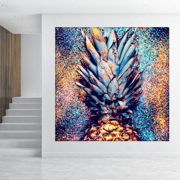 Tablou Canvas Glamour Pineapple FRZ11