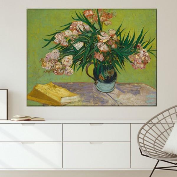 Tablou Van Gogh - Oleandri VVG6