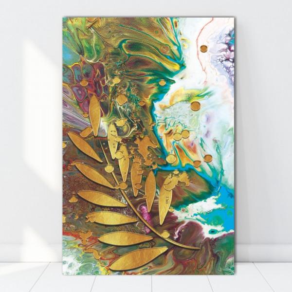 Tablou Canvas Amestec Exotic Tropical CTB58
