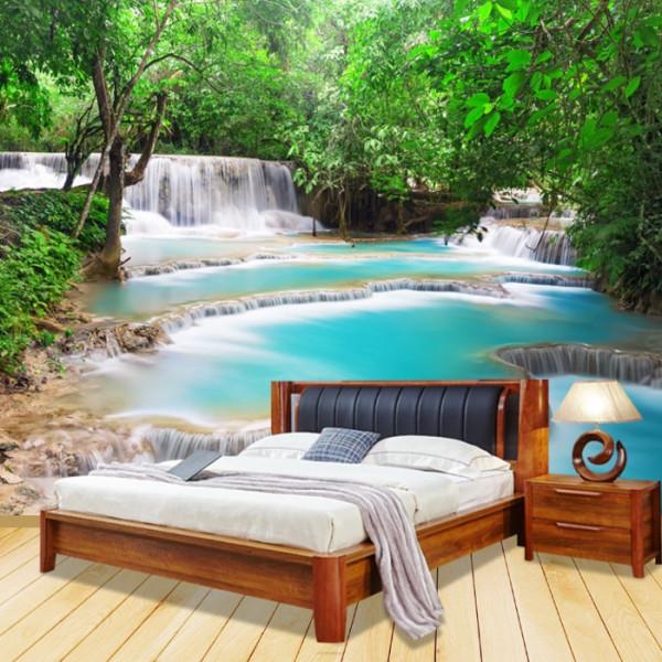 Fototapet 3D Cascada in Thailanda WTF39