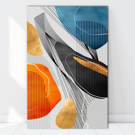Tablou Canvas Abstract Modern Living CTB76