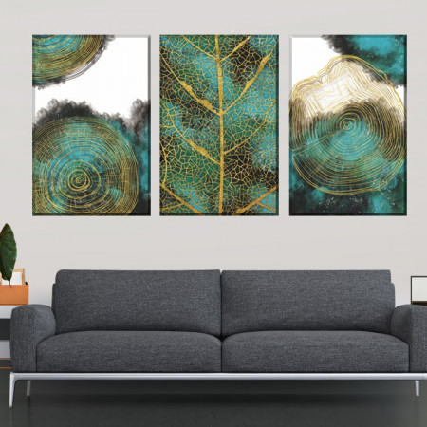 Tablou Canvas Natura Abstracta AMAB3
