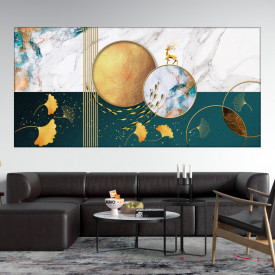 Tablou Canvas Abstract Modern Living CTB77