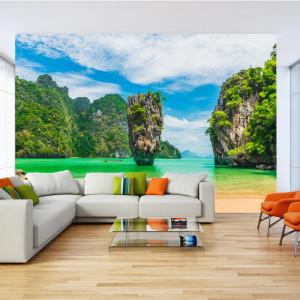 Fototapet Insula James Bond - Thailanda PTH14