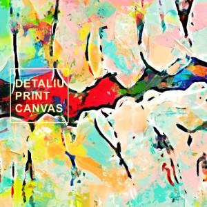 Multicanvas Zambet cu Dintisori Artistici TH27