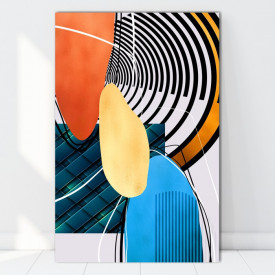 Tablou Canvas Abstract Modern Living CTB75