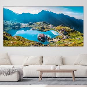 Tablou Canvas Balea Lac, Transfagarasan ROM4