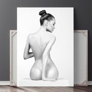 Tablou Canvas Nud Femeie SX88