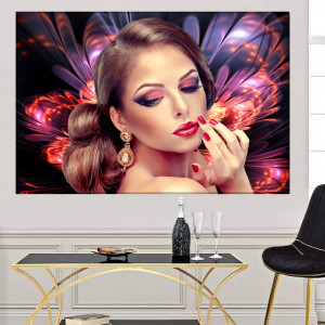 Tablou Beauty Dream Make-up AMG26