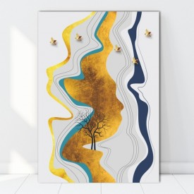 Tablou Canvas Natura Abstracta BES742