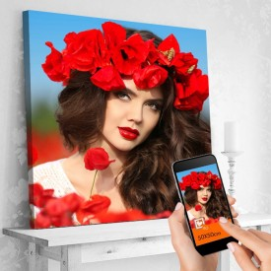 Tablou Canvas Personalizat 50x50cm