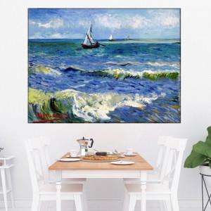 Tablou Canvas Vincent Van Gogh Peisaj Marin VG67