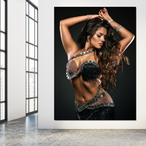 Tablou Dans Oriental Femeie Sexy TNM31