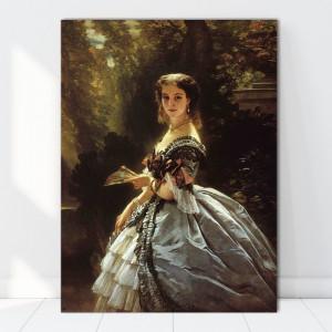 Tablou Principesa Elisabetta Esperovna Belosselsky-Belosenky RFXW4