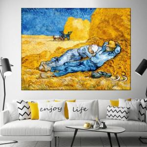 Tablou Van Gogh - Siesta VVG1