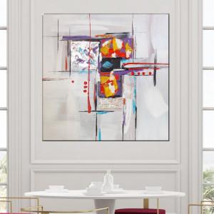 Tablou Canvas Abstract Modern Art ACA3