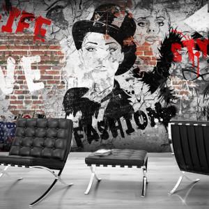 Fototapet Urban Fashion Style PPS3