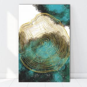 Tablou Canvas Natura Abstracta AMAB5