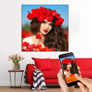 Tablou Canvas Personalizat 70x70