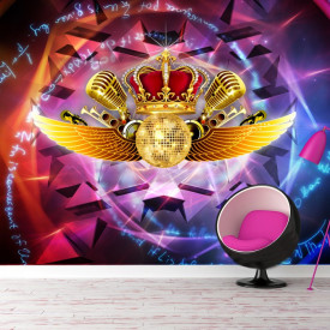 Fototapet 3D Boom Wings of Freedom BES162