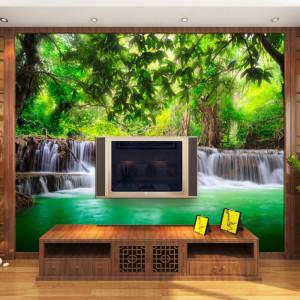Fototapet 3D Cascada in Thailanda WTF87