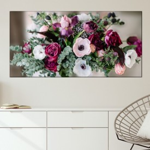Tablou Canvas Design Floral Unicat si Deosebit CFB21