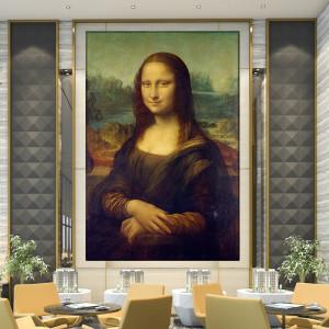 Tablou Canvas Mona Lisa, de Leonardo da Vinci DAV3