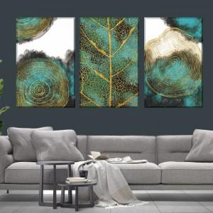 Tablou Canvas Natura Abstracta AMAB4