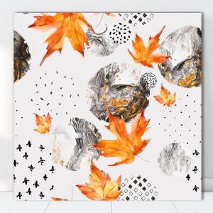Tablou Canvas Toamna Abstracta FRZ16