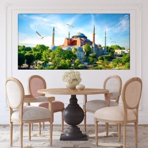 Tablou Hagia Sofia Vara, Istanbul, Turcia PADR10