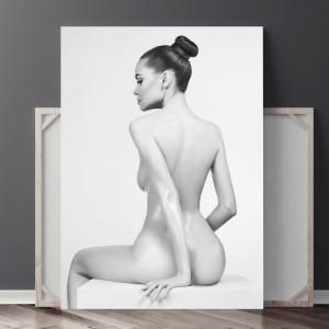 Tablou Canvas Nud Femeie SX89